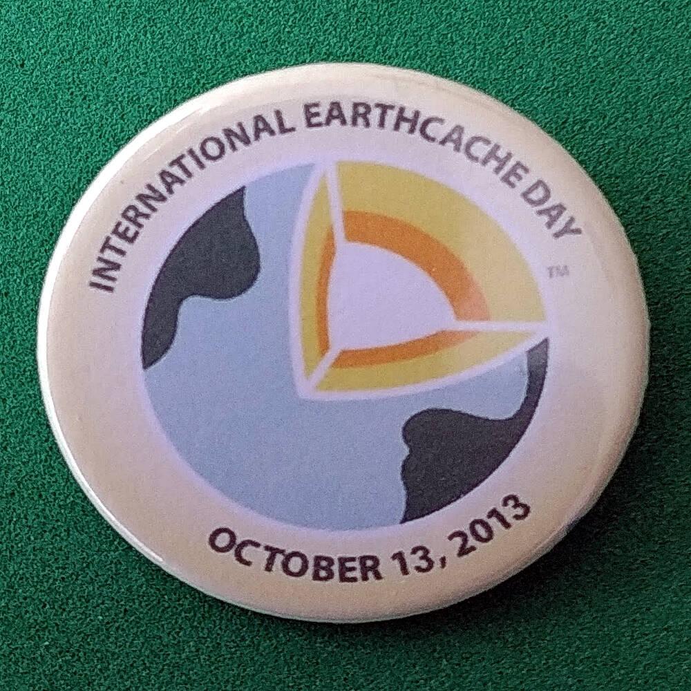 Earthcache day 2013