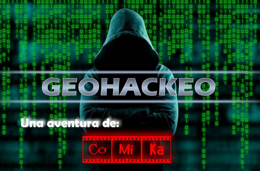 Enlace a  GeoHackeo.