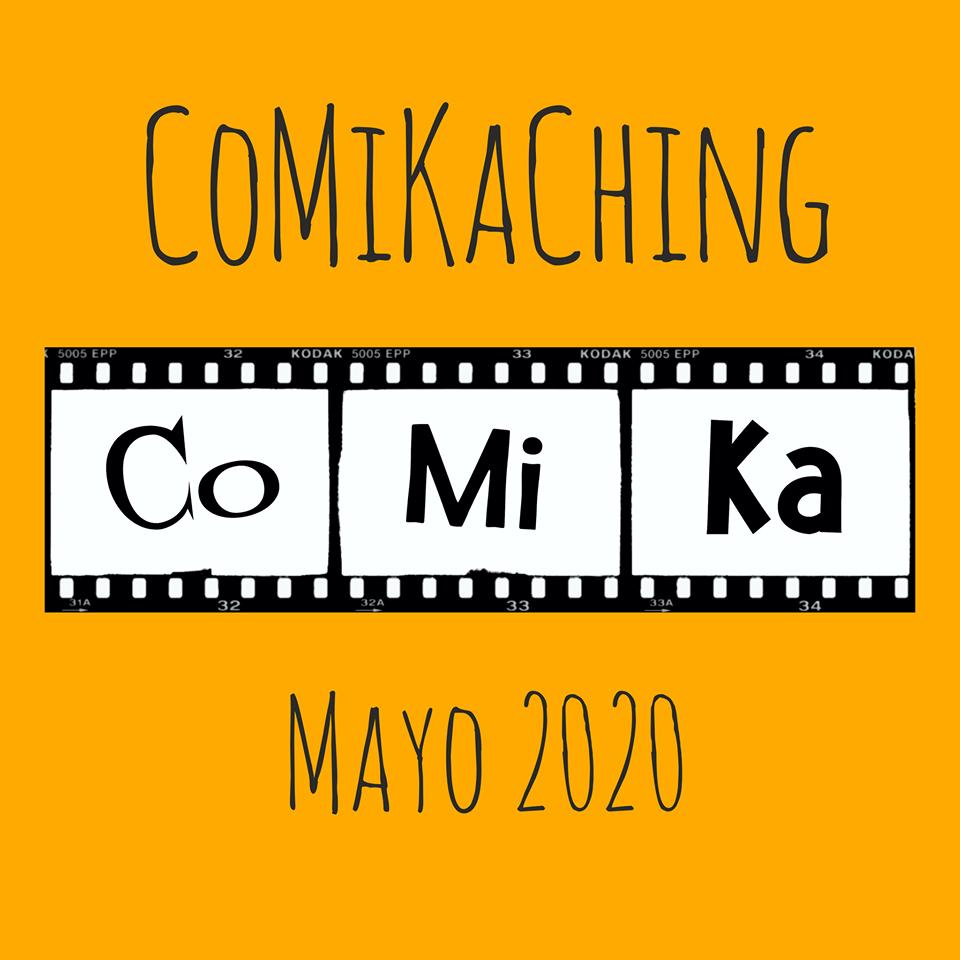 Portada Comikaching de Mayo