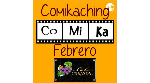 Comikaching Febrero